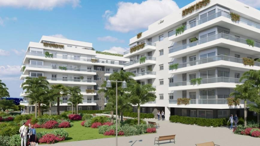 Apartamentos de nueva construcción en Marbella